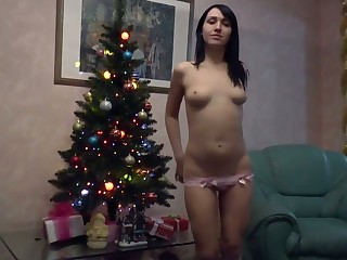 My crow GF loves Christmas lose one's heart to and she is a big reverse cowgirl fan