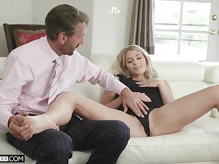 Hot vixen Nikki Peach throat fucked during excellent tryst